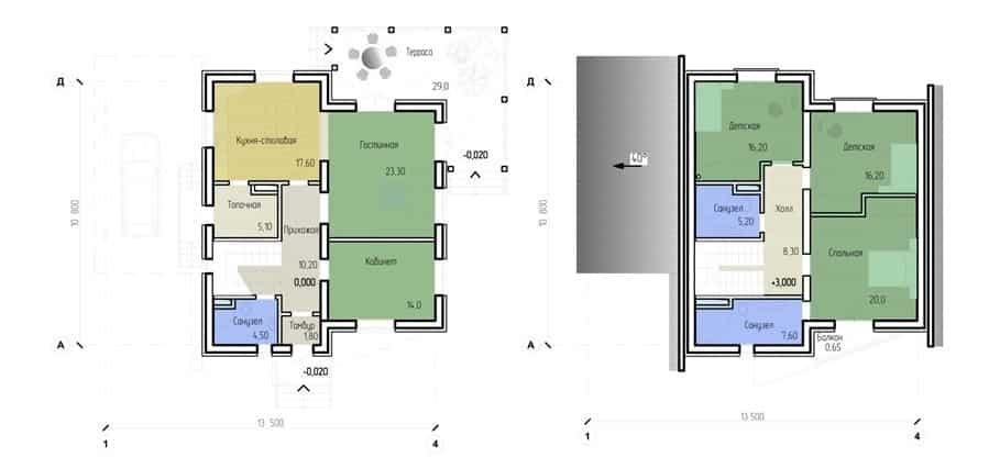 Дом 165,94 м2