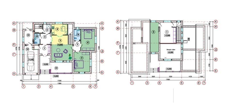 Дом 166,88 м2