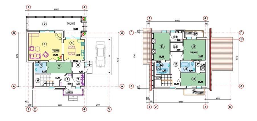 Дом 170,40 м2