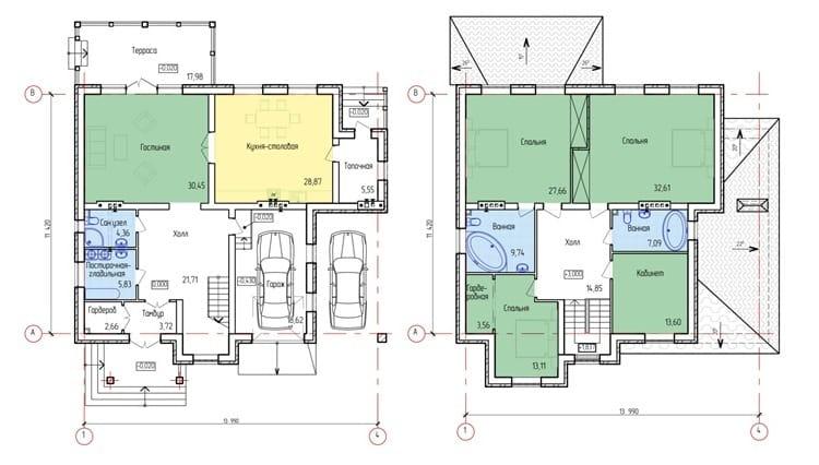 Дом 254,93 м2